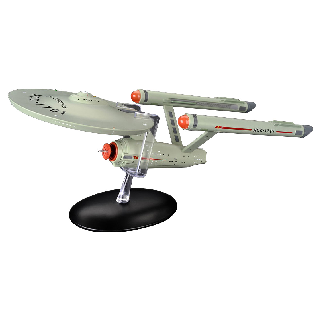 Eaglemoss Star Trek Starships XL Issue 1 Display