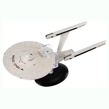 Eaglemoss Star Trek Starships XL Issue 6 Display