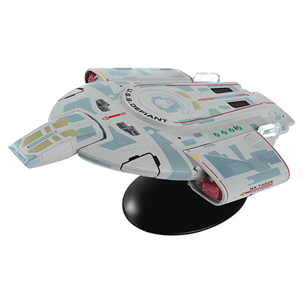 Eaglemoss Star Trek Starships XL Issue 7 Display