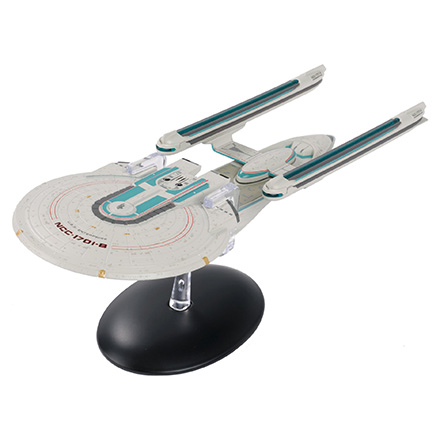 Eaglemoss Star Trek Starships XL Issue 8 Display
