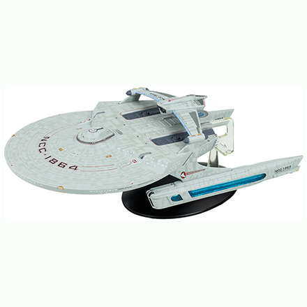 Eaglemoss Star Trek Starships XL Issue 9 Display