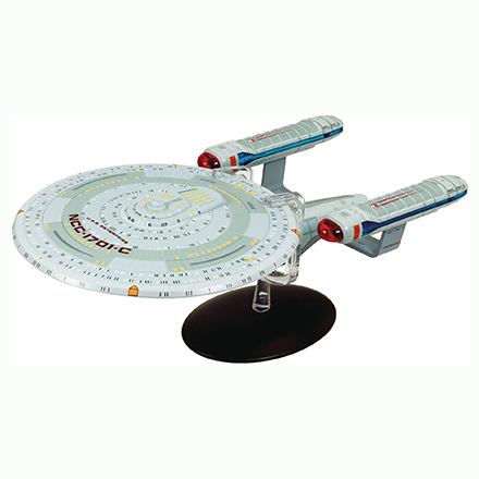 Eaglemoss Star Trek Starships XL Issue 10 Display