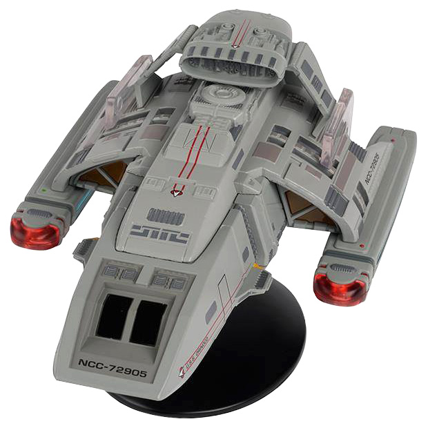 Eaglemoss Star Trek Starships XL Issue 14 Display
