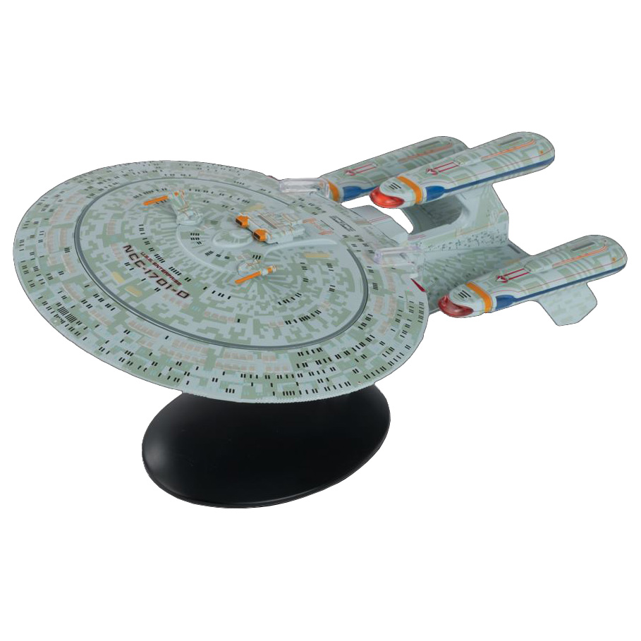 Eaglemoss Star Trek Starships XL Issue 20 Display