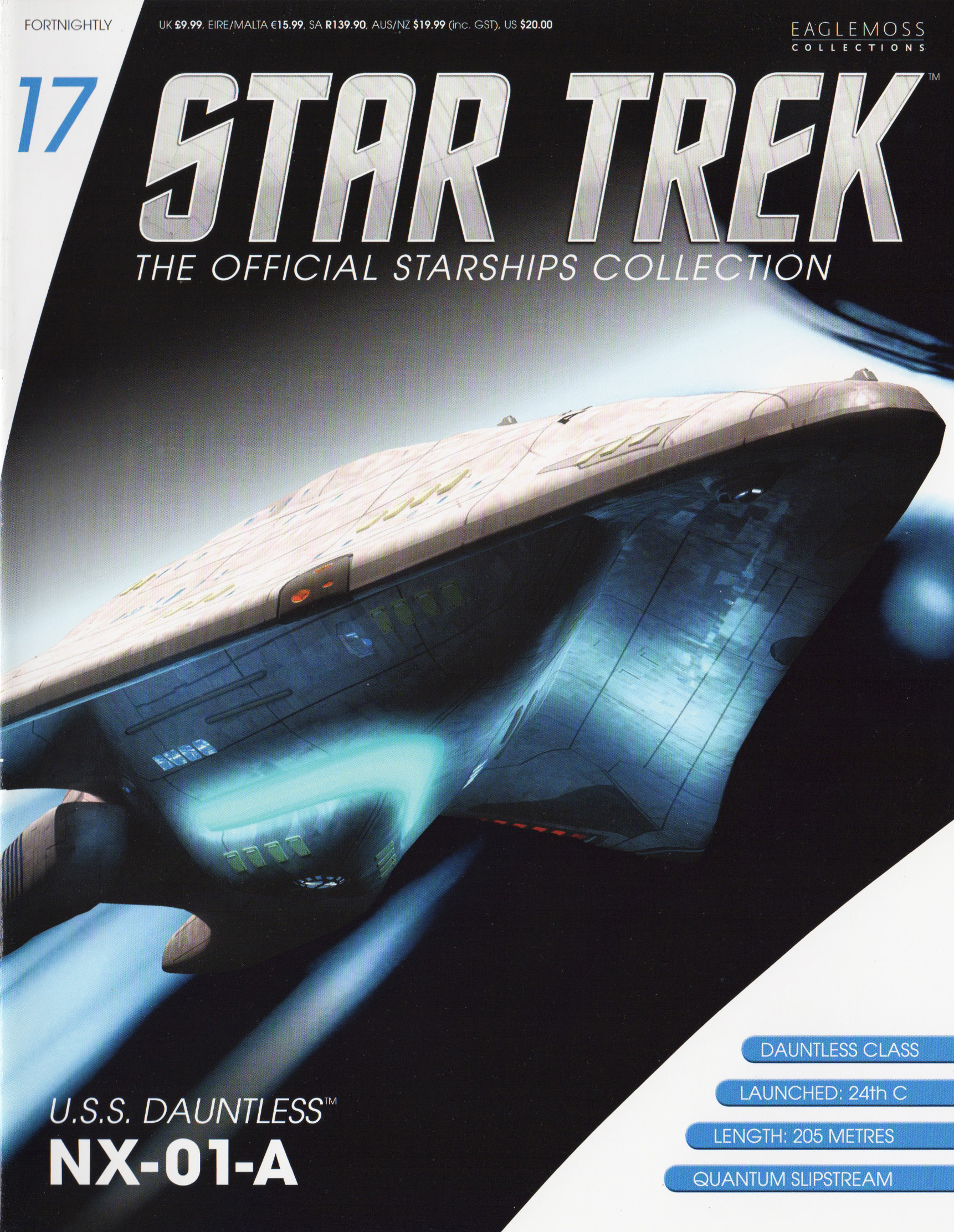 Eaglemoss Star Trek Starships Issue 17
