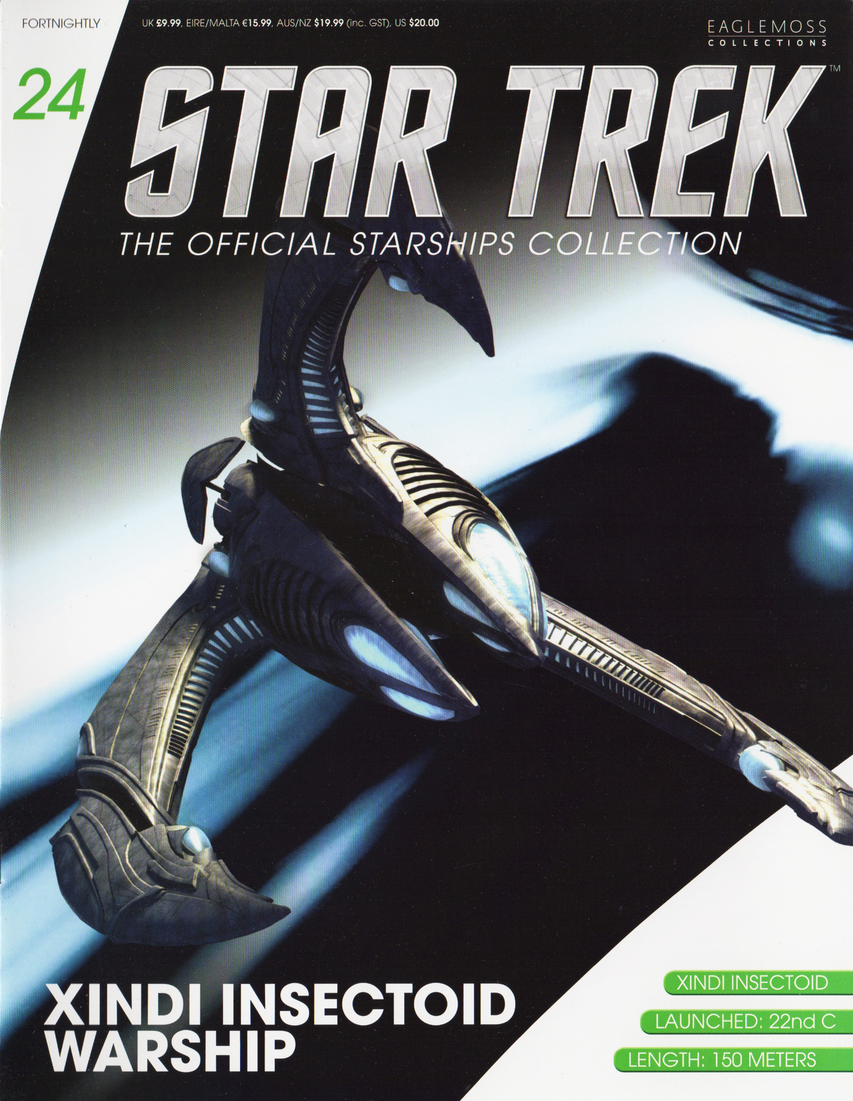 Eaglemoss Star Trek Starships Issue 24