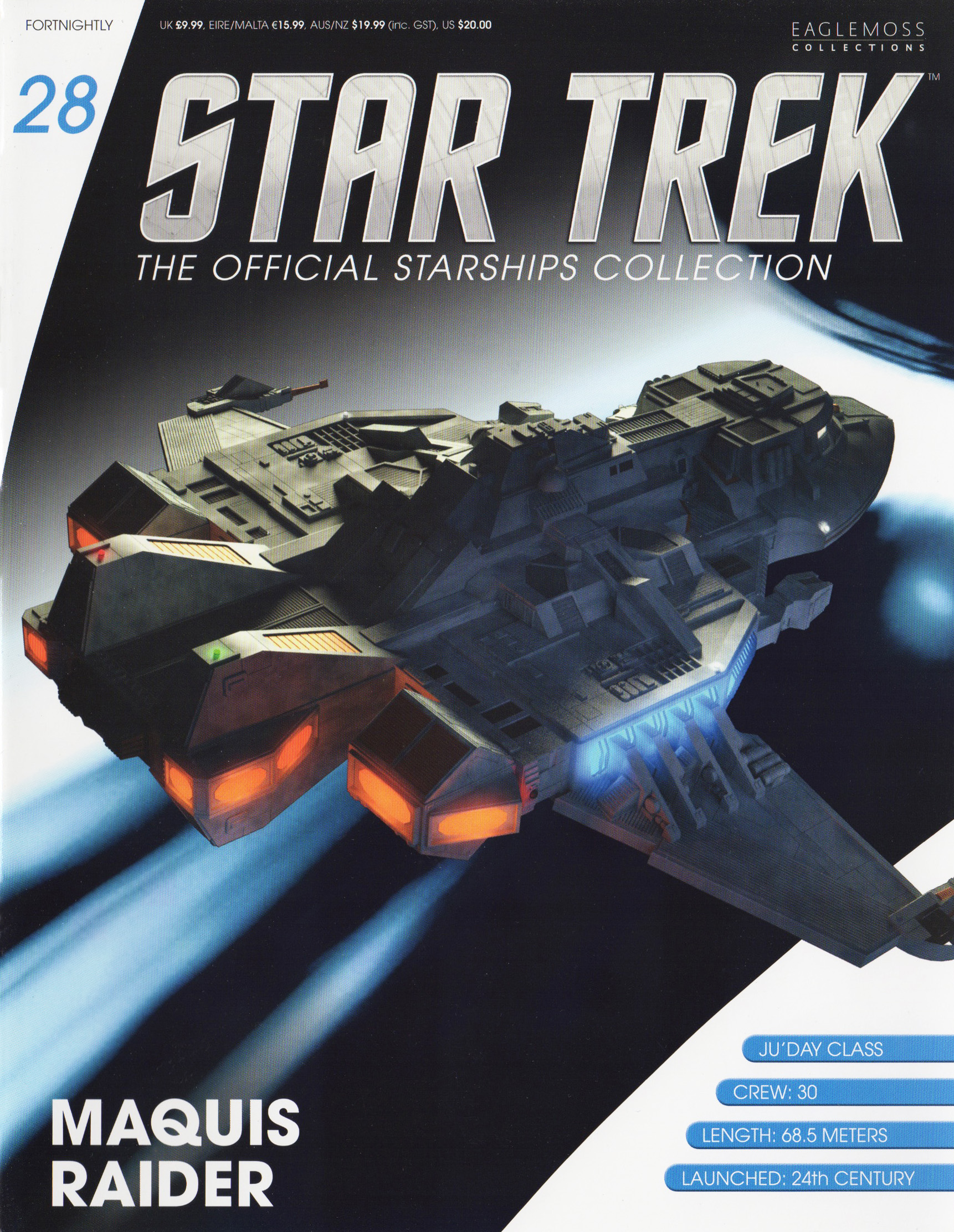 Eaglemoss Star Trek Starships Issue 28