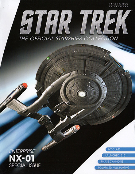 Eaglemoss Star Trek Starships XL Issue 4