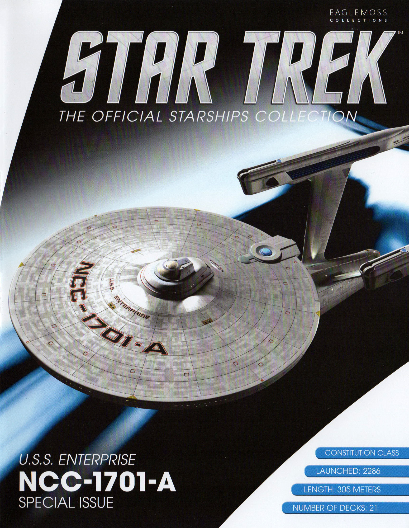 Eaglemoss Star Trek Starships XL Issue 6