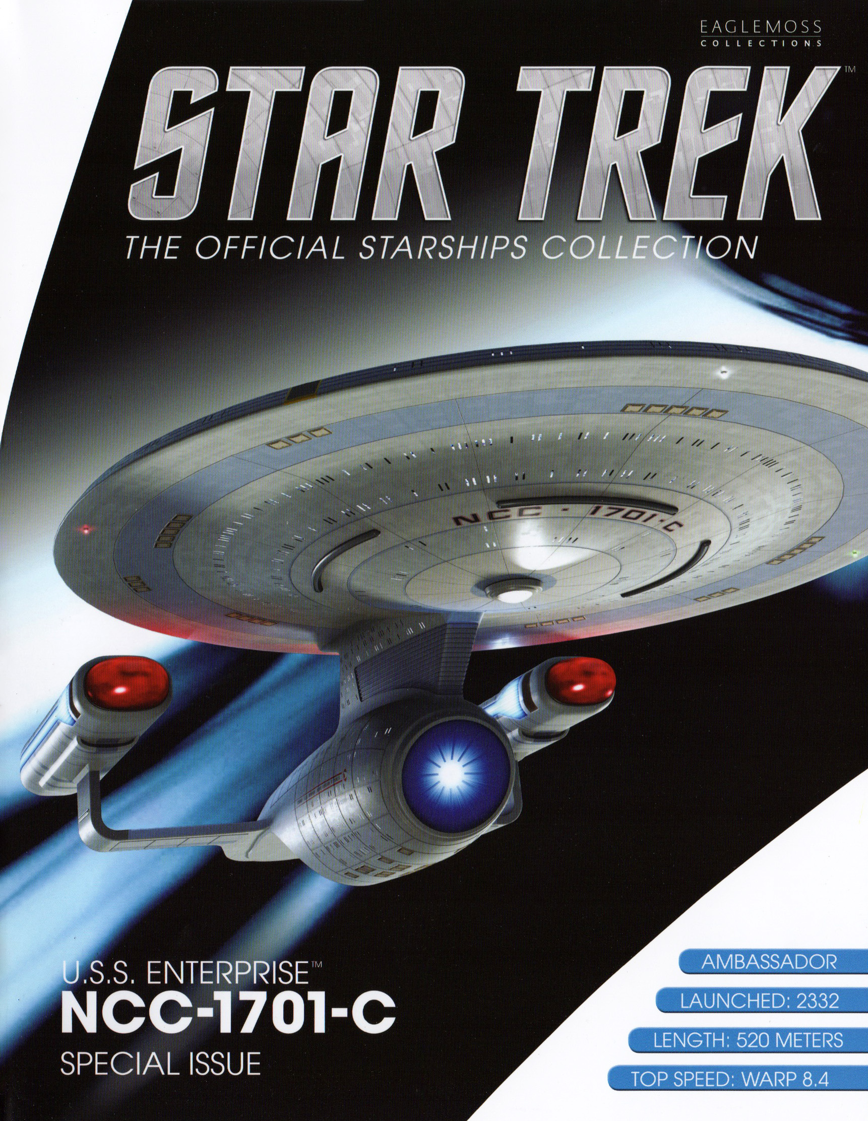 Eaglemoss Star Trek Starships XL Issue 10