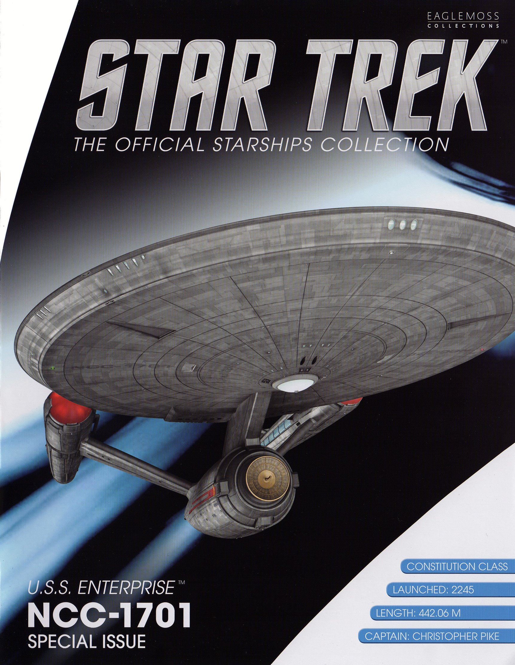 Eaglemoss Star Trek Starships XL Issue 11