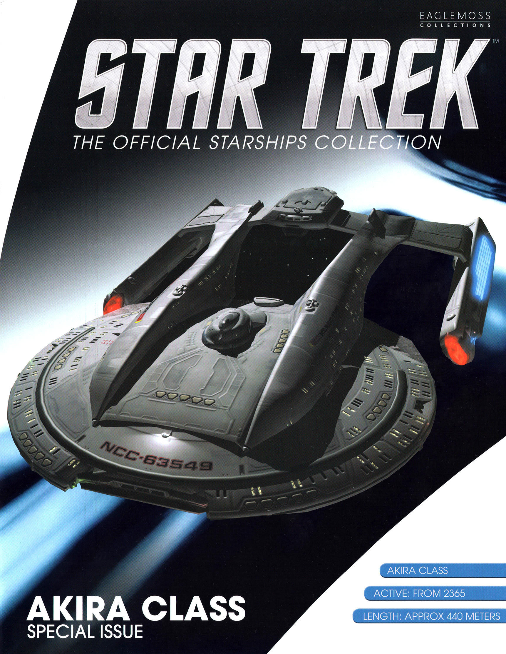 Eaglemoss Star Trek Starships XL Issue 12