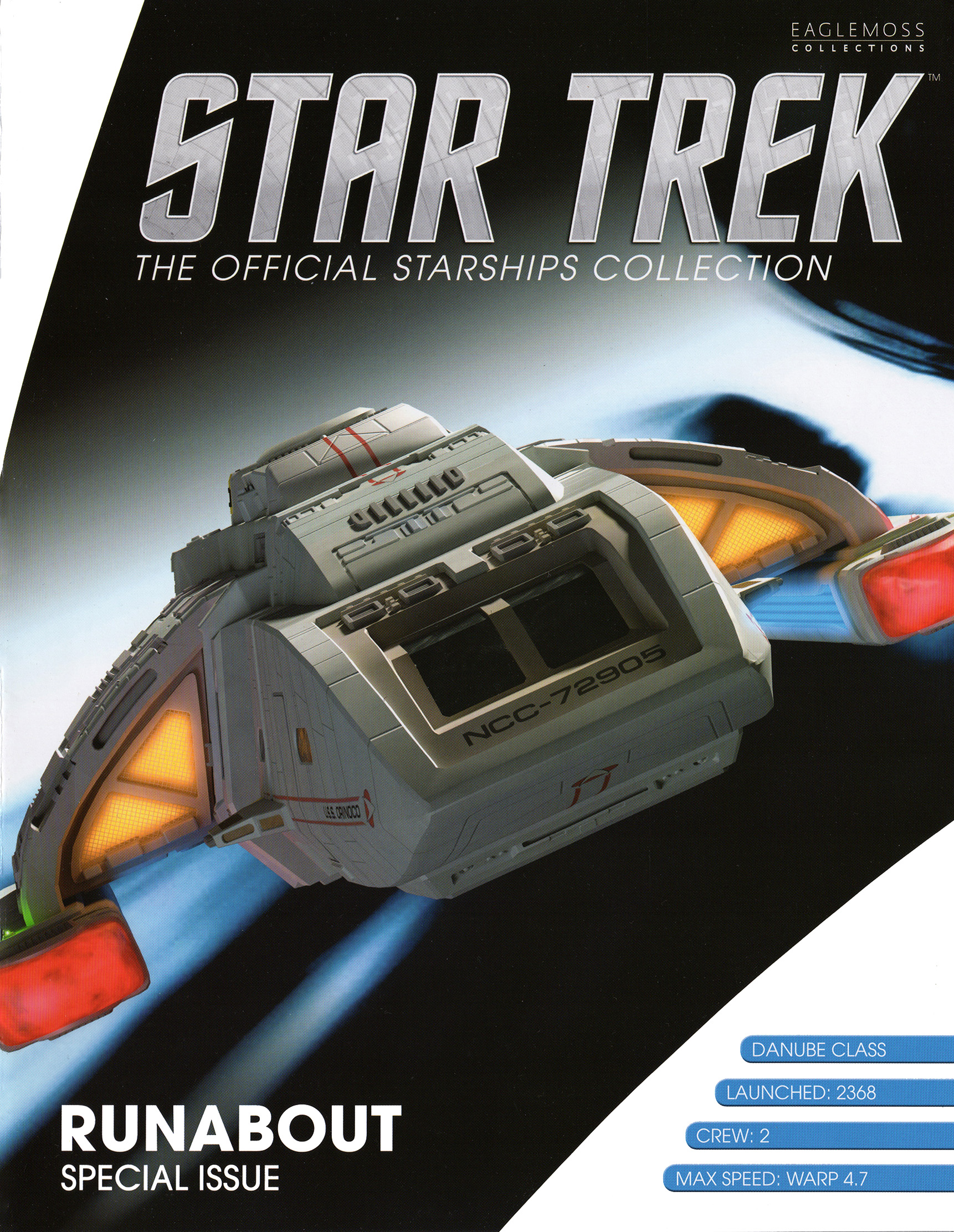 Eaglemoss Star Trek Starships XL Issue 14