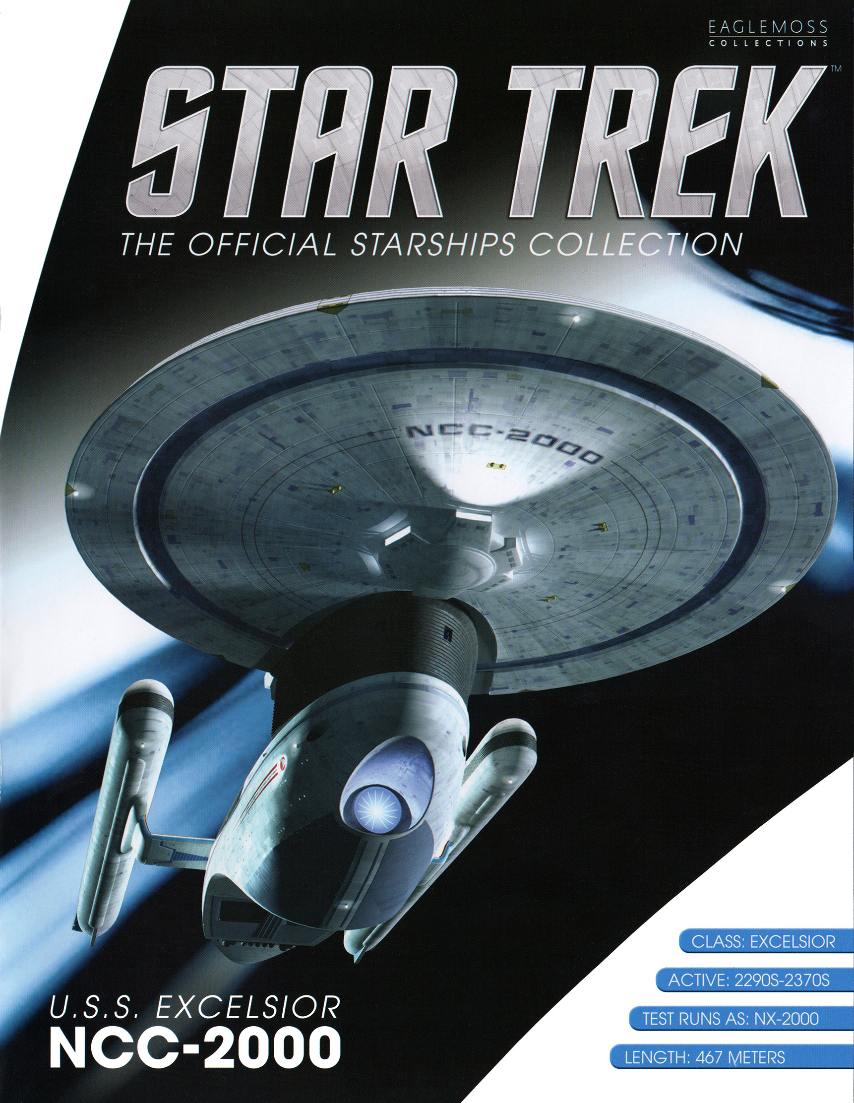 Eaglemoss Star Trek Starships XL Issue 15