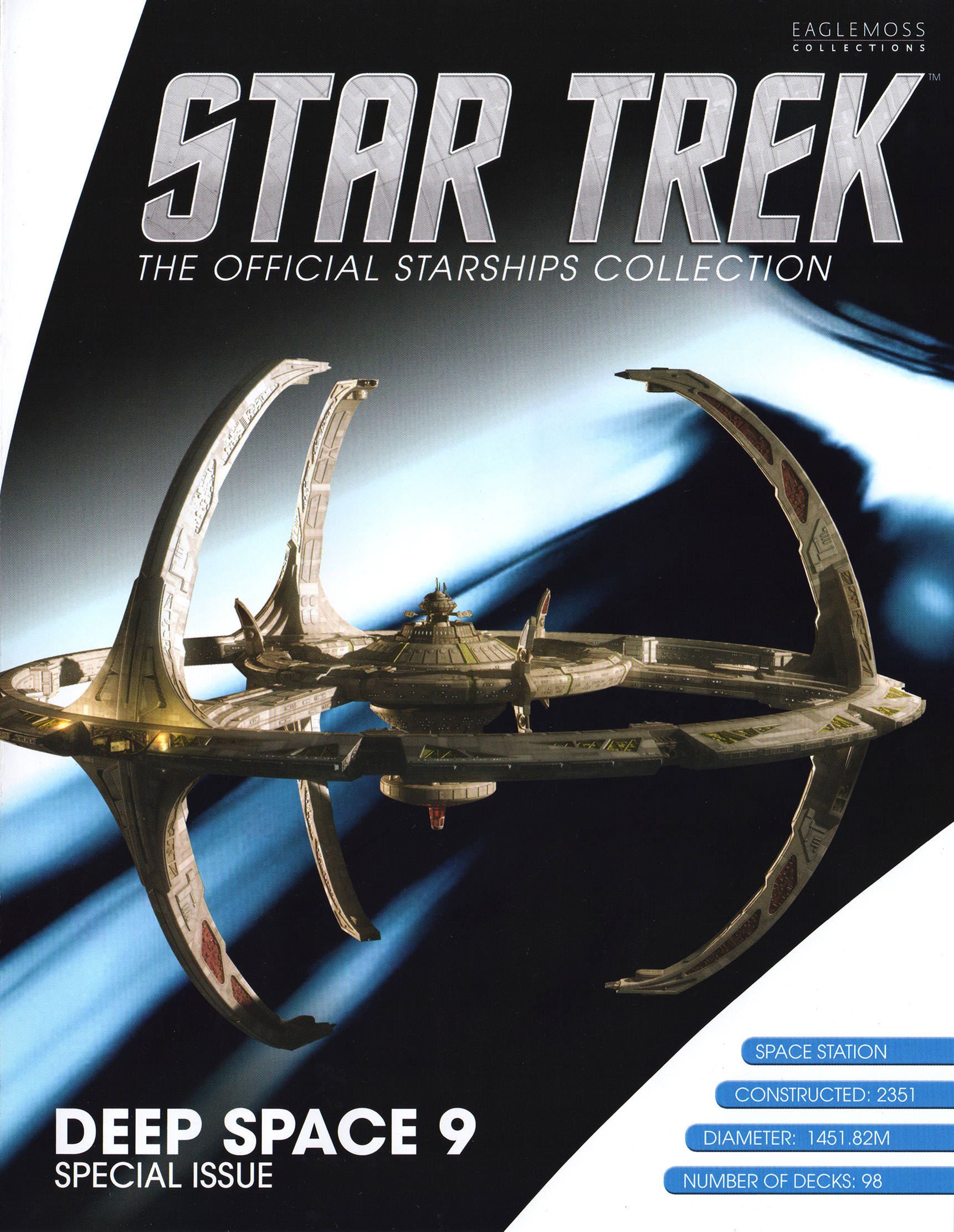 Eaglemoss Star Trek Starships XL Issue 17