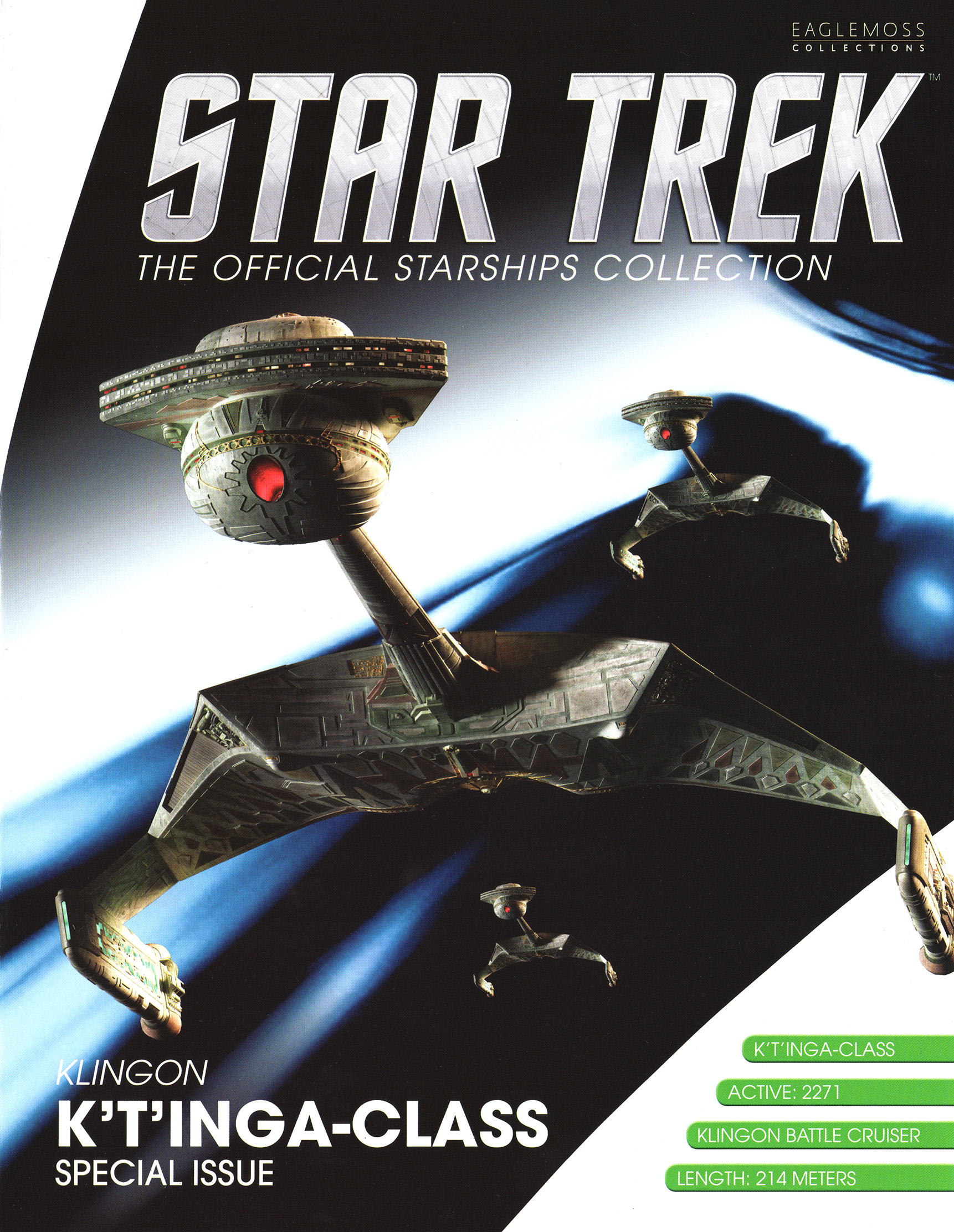 Eaglemoss Star Trek Starships XL Issue 18