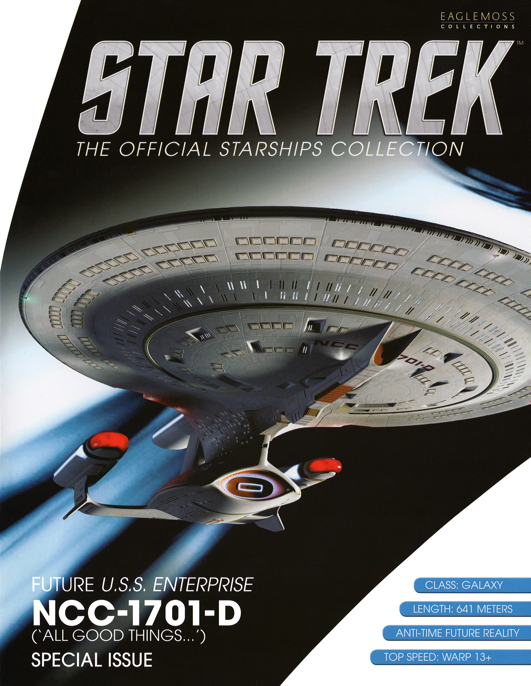 Eaglemoss Star Trek Starships XL Issue 20