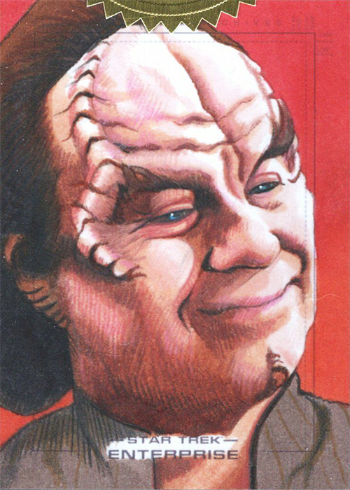 Louise Draper Enterprise H&V Sketch - Dr. Phlox