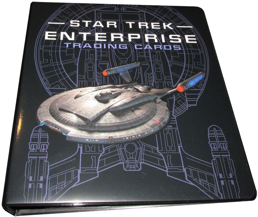 Enterprise Archives Binder