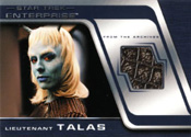 C11 Lieutenant Talas - Uniform Top