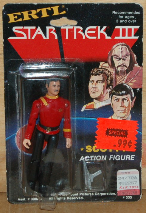 ERTL Figure - Scotty
