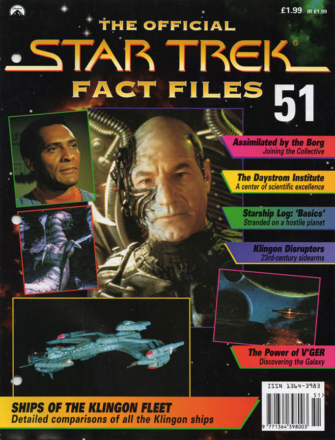 Star Trek Fact Files Cover 051