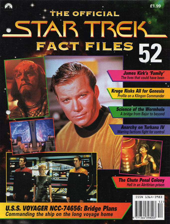Star Trek Fact Files Cover 052