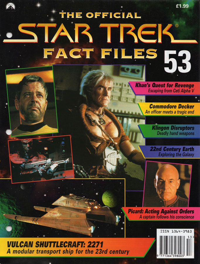 Star Trek Fact Files Cover 053