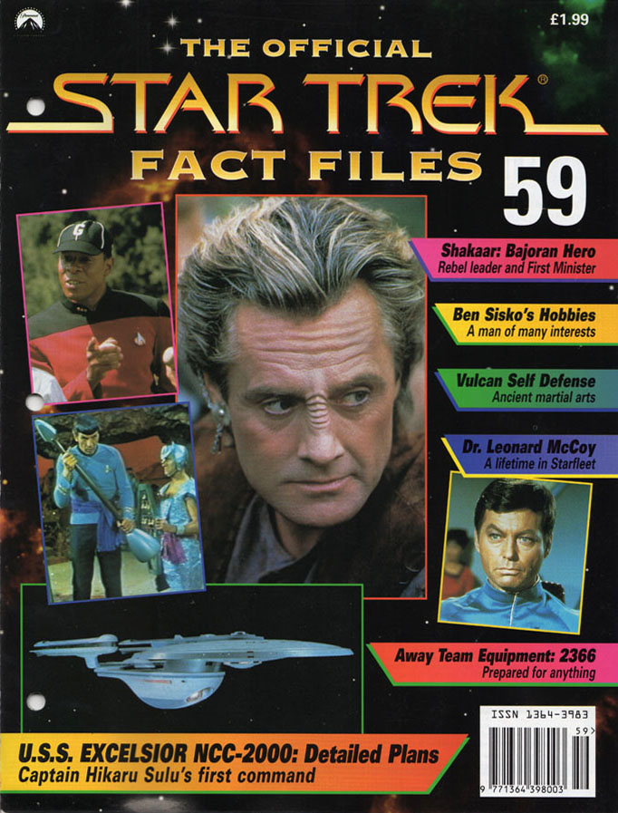 Star Trek Fact Files Cover 059