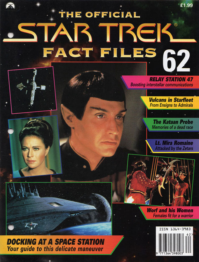 Star Trek Fact Files Cover 062
