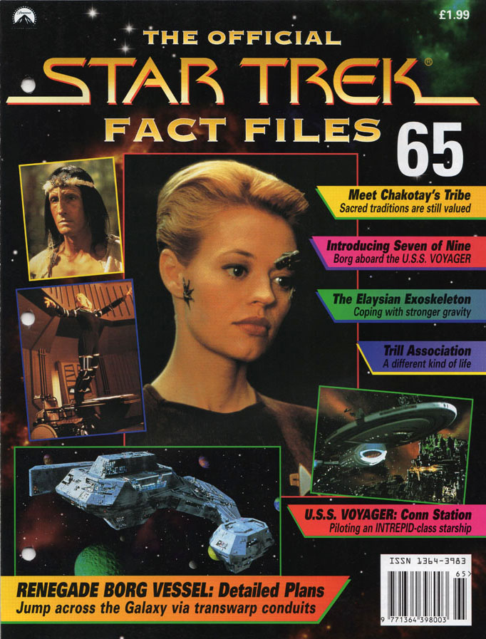 Star Trek Fact Files Cover 065