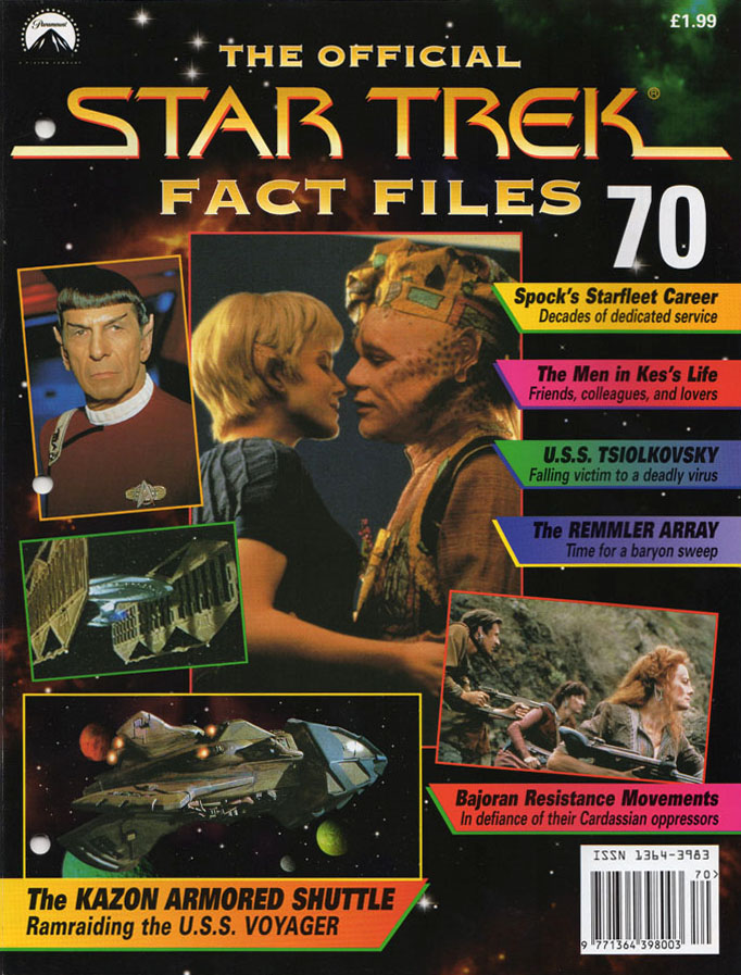 Star Trek Fact Files Cover 070