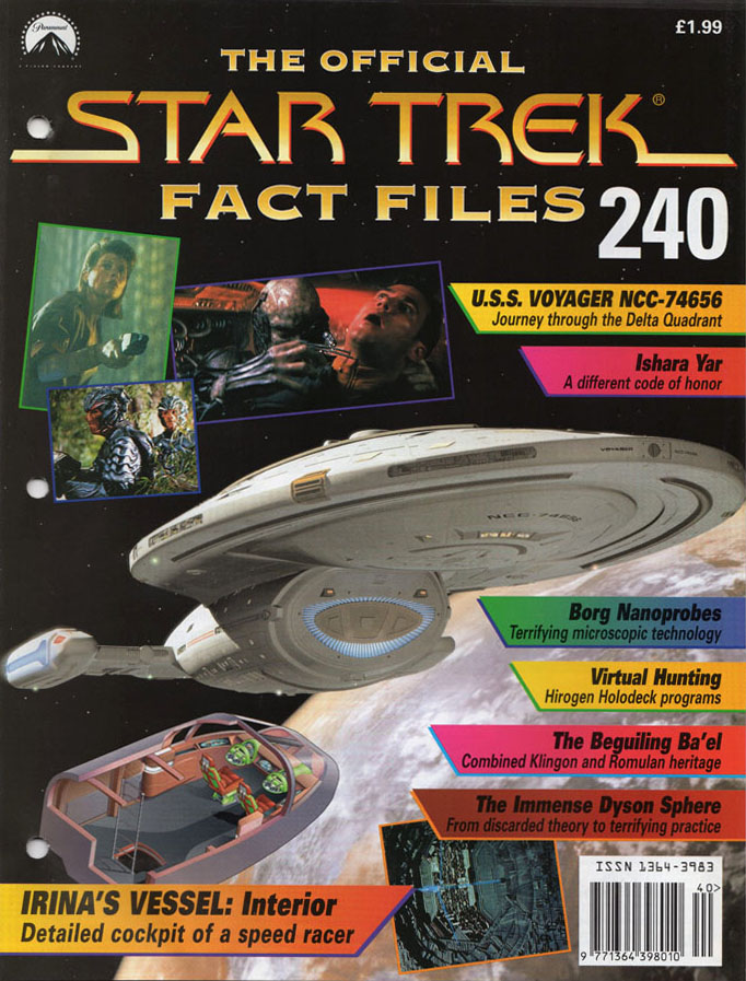 Star Trek Fact Files Cover 240