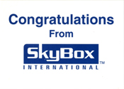SkyMotion Congratulations Card