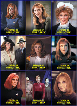 Dr. Crusher Legends Set