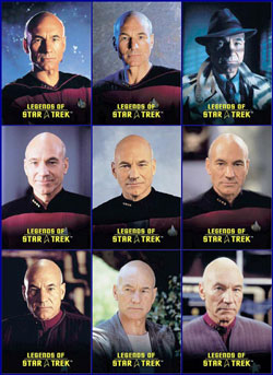 Picard Legends Set