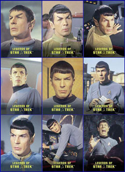 Spock Legends Set
