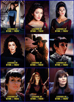 Deanna Troi Legends Set