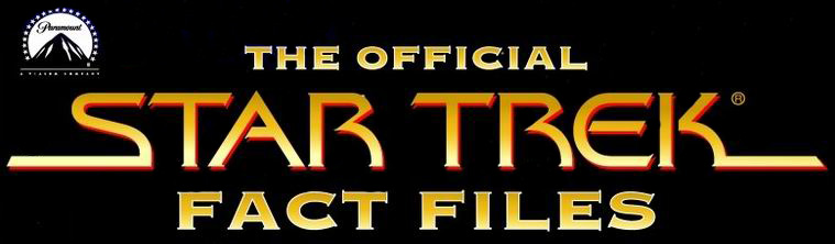 Star Trek Fact Files Logo
