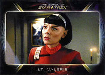 Women of Star Trek Expansion 86