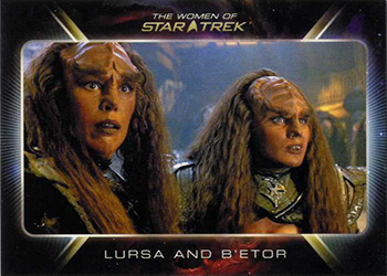 Women of Star Trek Expansion 87