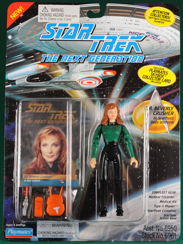 Dr. Beverly Crusher