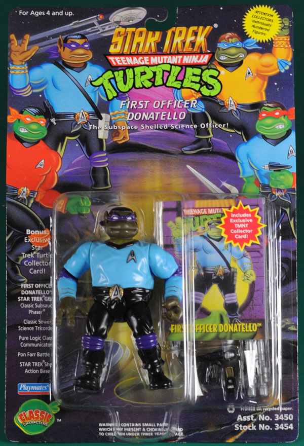 First Officer Donatello