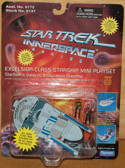 Excelsior Class Starship