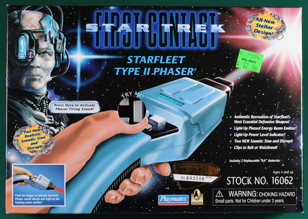 First Contact Phaser