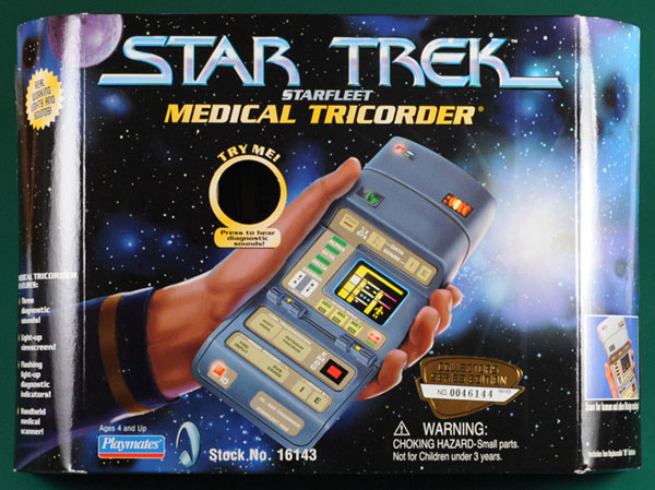 TNG Medical Tricorder