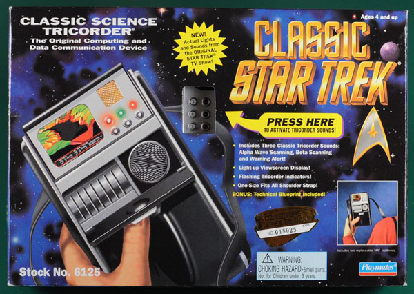 TOS Science Tricorder