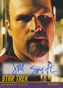 Autograph - Jason Matthew Smith