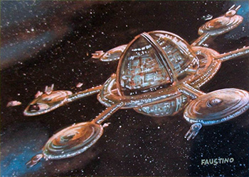 Norman Faustino Sketch - Starbase