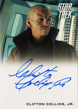 Autograph - Clifton Collins